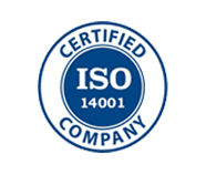 CMI Footer Logo ISO14001 Middle